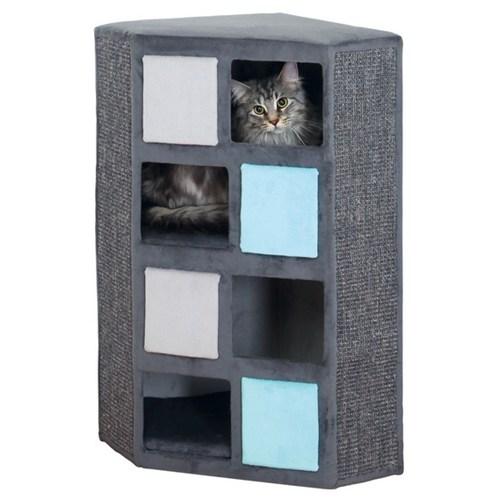 Trixie Kedi Evi Ve Tırmalaması 41X41X79Cm