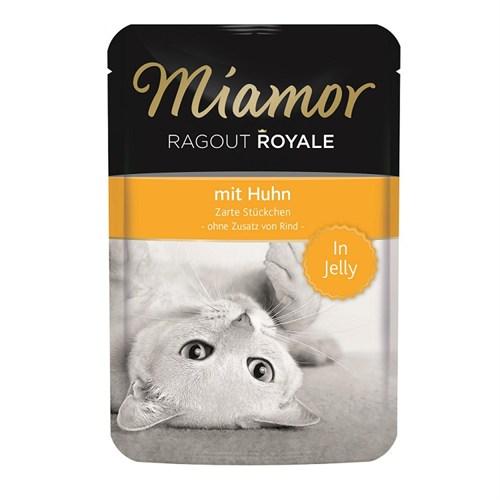 Miamor Tavuklu Yetişkin Pouch 100 Gr