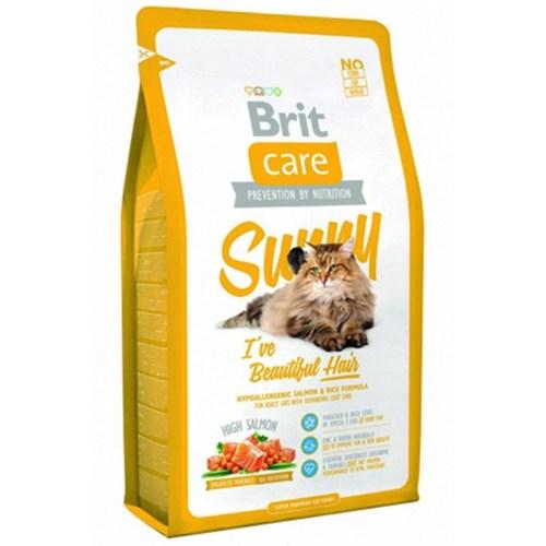 Brıt Care Cat Sunny Beatıful Haır Güzel Tüyler İçin Kedi Maması 7 Kg
