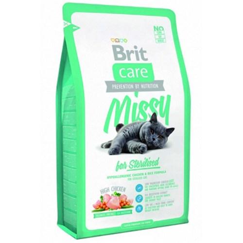 Brıt Care Cat Mıssy Sterılısed Tavuklu Ve Pirinçli Kısırlaştırılmış Kedi Maması 7 Kg