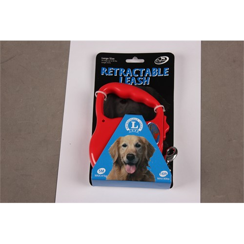 Retractable Leash Otomatik Köpek Tasması M 3M/23 Kg