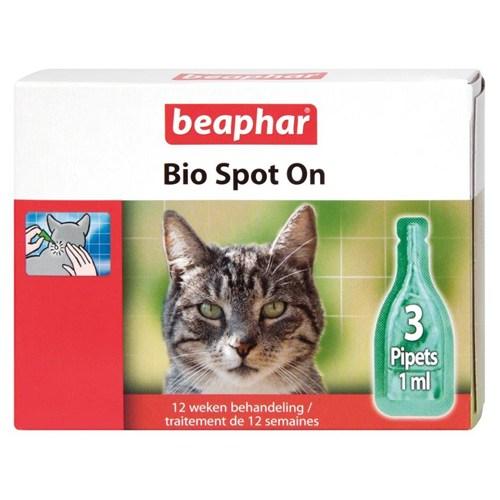 Beaphar Bio Spoton Kedi Damlası