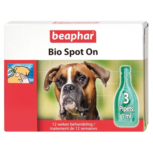Beaphar Bio Spoton Köpek Damlası