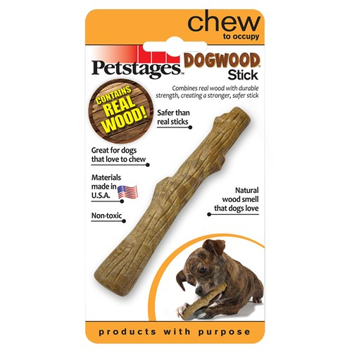 Petstages Durable Stick-Small (Bitmeyen Kemik, Köpek Oyuncağı, Diş Kaşıyıcı)
