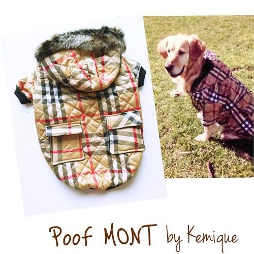 Poof By Kemique Köpek Montu Ekose 2Xl