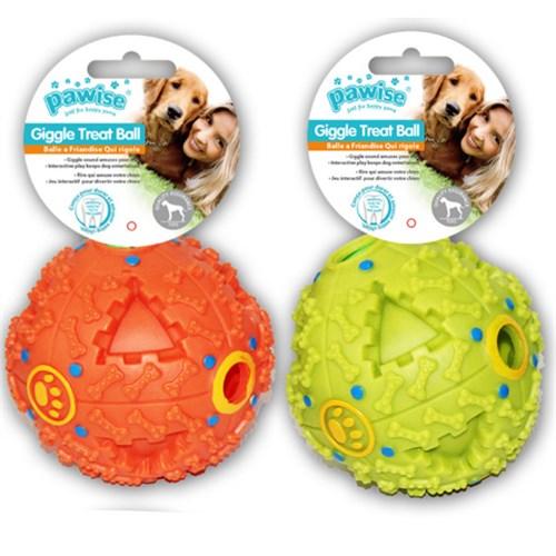Pawise Sesli Ödül Topu Köpek Oyuncağı 7 Cm