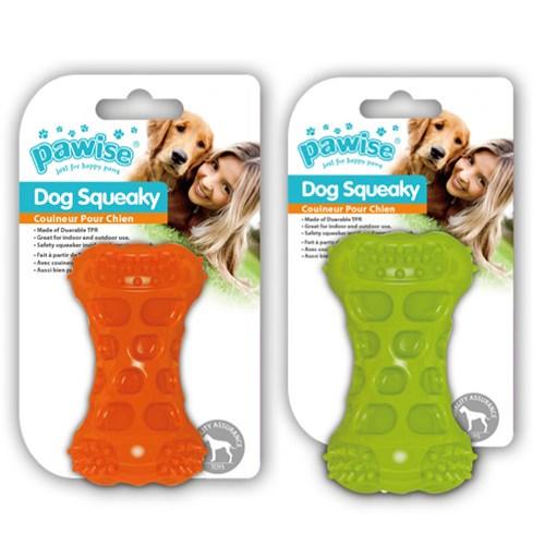 Pawise Sesli Kemik Köpek Oyuncağı 10,5 Cm