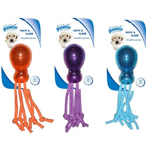 Pawise Ahtapot Diş İpi Köpek Oyuncağı 31 cm