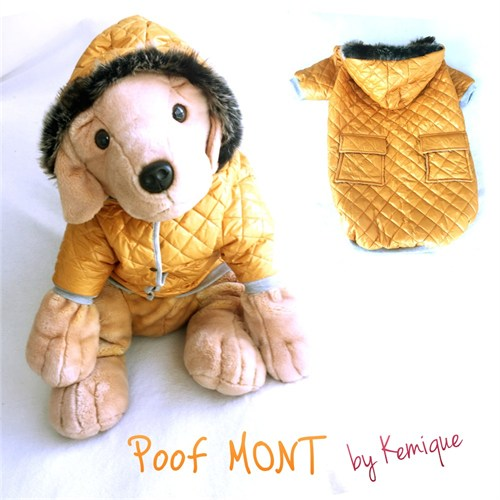 Poof By Kemique Köpek Montu Bal Köpüğü 2Xl