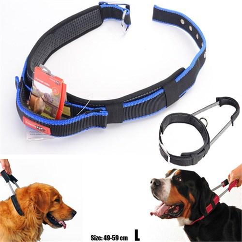 Patento Pet Köpek Boyun Tasması Yakın Tutuş Elastik Large