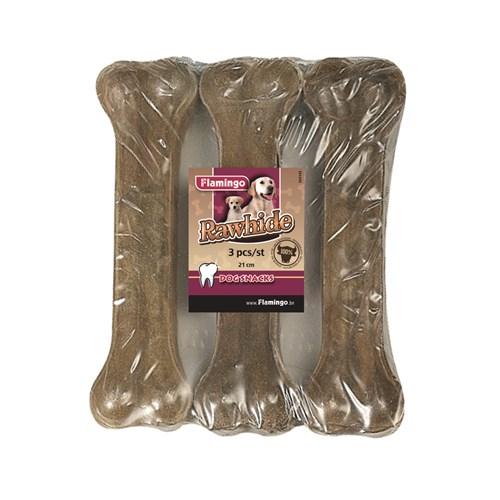 Karlie Flamingo Rawhide Kemik 21 Cm 3'Lü Paket