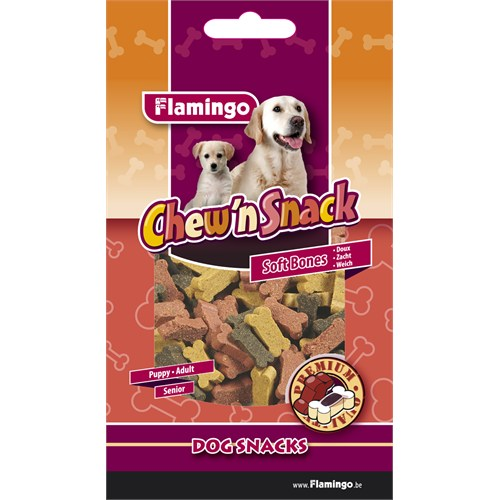Karlie-Flamingo Chew'N Snack Training Mıx 150 Gr.
