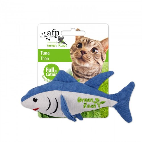 Allforpaws Tuna Balık Ketnipli Oyuncak (12 Gr Ketnip)