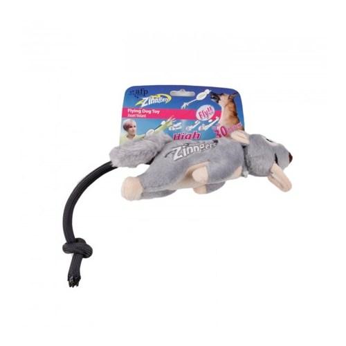 Allforpaws Zinger Uçan Sincap Köpek Oyuncağı