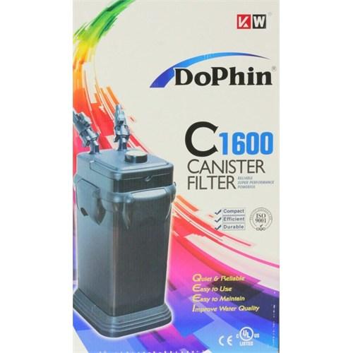 Dophin C1600 Akvaryum Dış Filtre 1600 L/H