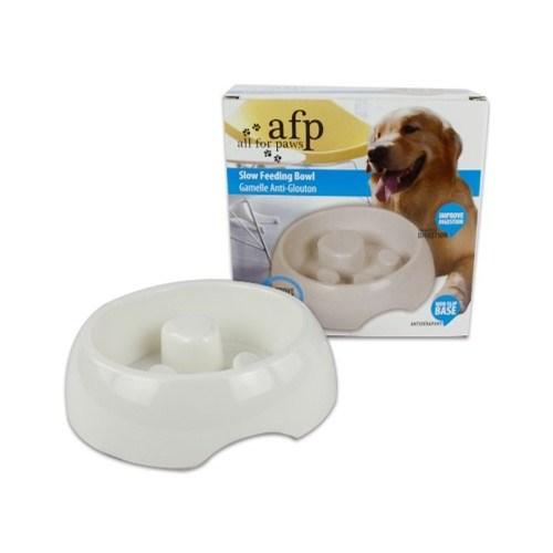 Allforpaws Hızlı Yiyen Köpekler İçin Mama Kabı S