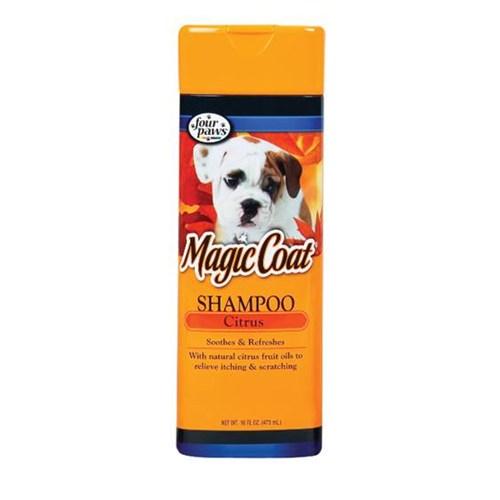 Four Paws Magic Coat Dogal Org.Citrus Samp.473 Ml