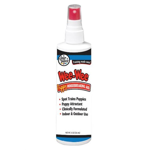 Four Paws Wee Wee Housebreaking Aid Çis Spreyi 236 Ml