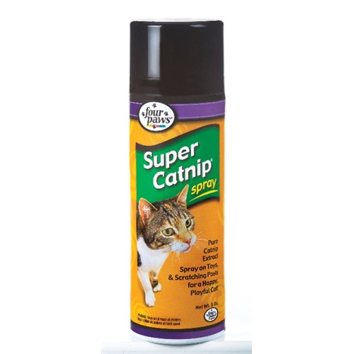 Four Paws Super Catnip Sprey 143 Ml