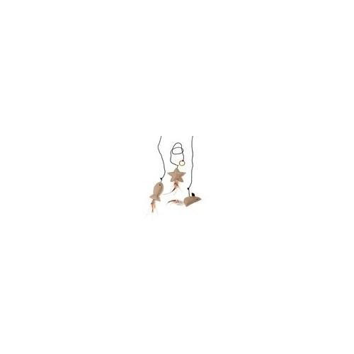 Karlie Twınes Kedi Oyuncağı Tüylü