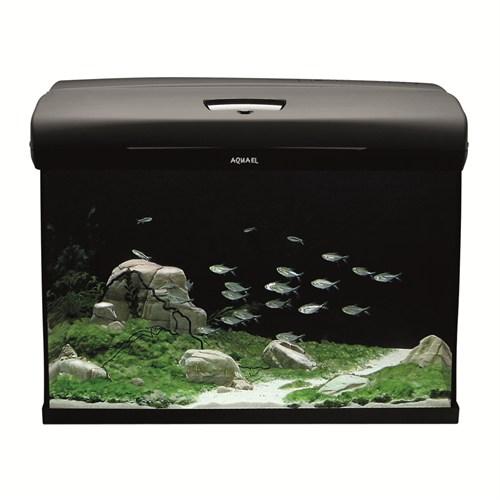 Aquael Aquarium Set Brillux Bio 80 Rect. Akvaryum