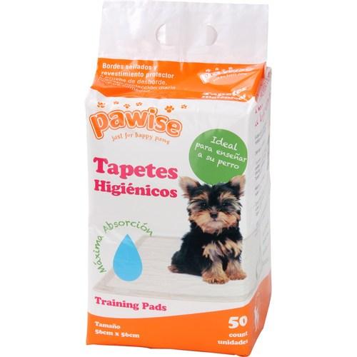 Pawise Tuvalet Pedi,56*56,50Pcs/Bag