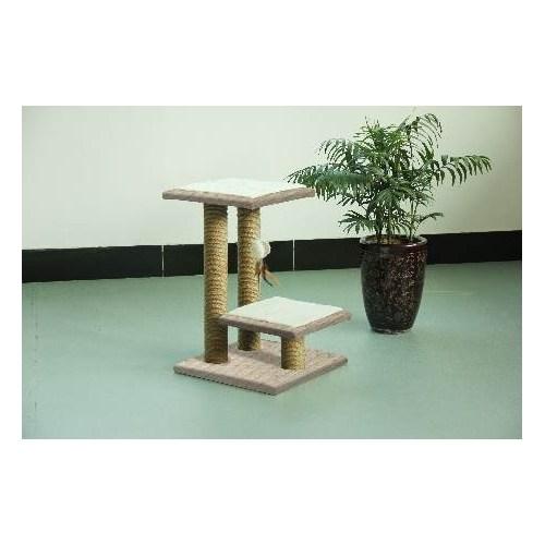 Pawise İki Platformlu Kedi Tırmalama