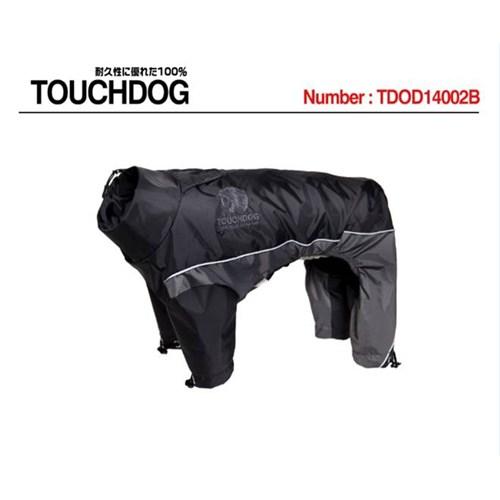 Touchdogs Monaco (Xs) Köpek Anorak 26*40*25 Siyah