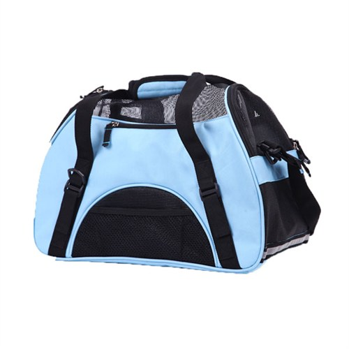 Senful Pet Uçak Çanta 59*29,50*29,5 Gök Mavi