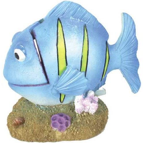 Chicos-Dekor Dekor Havalı Mavi Balık (11,5X9x7)