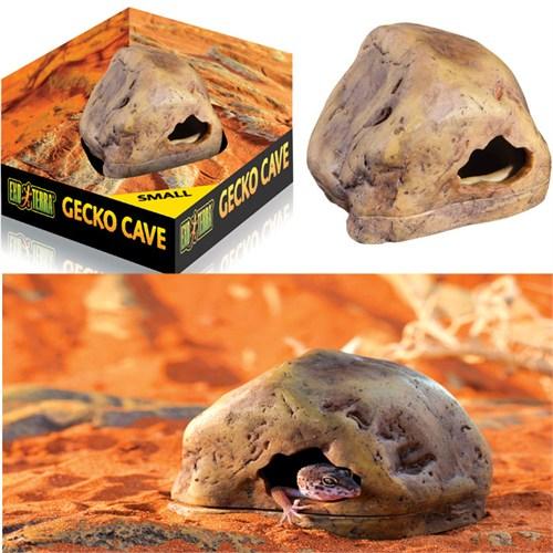 Exo Terra Gecko Mağrası (10X10x8 Cm) S