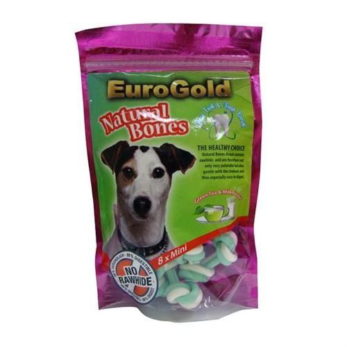 Eurogold Natural Kemik Y.Çay - Süt Aromalı Mini 8'Li