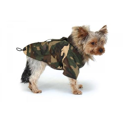 Köpek Ceket (Military) 20 Cm