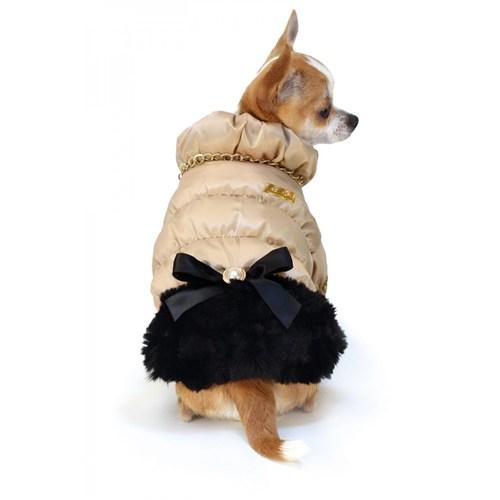 Köpek Ceket (Goldie) 30 Cm