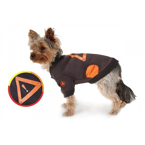 Köpek Sweatshirt (Warning) 25 Cm