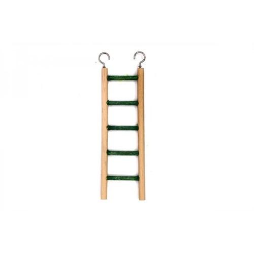 Kuş Oyuncağı Merdiven Zımparalı