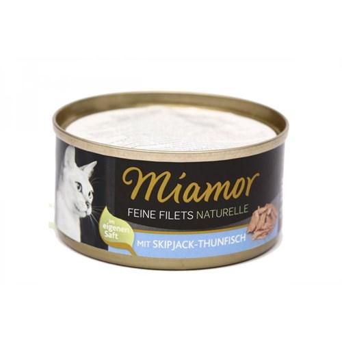 Miamor Ff Naturel Kedi Ton Balığı Orkinos Konserve 80 Gr