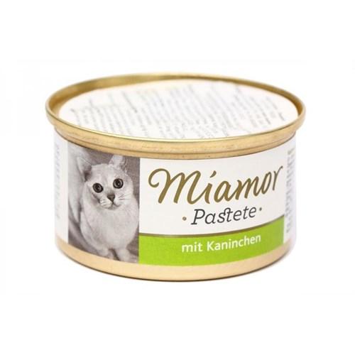 Miamor Pastete Kedi Tavşanlı Konserve 85 Gr