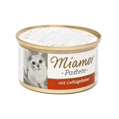 Miamor Pastete Kedi Ciğerli Konserve 85 Gr