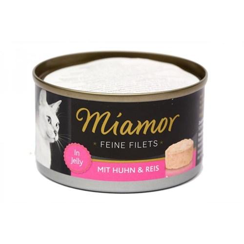 Miamor Ff Kedi Tavuk-Pirinç Konserve 100 Gr
