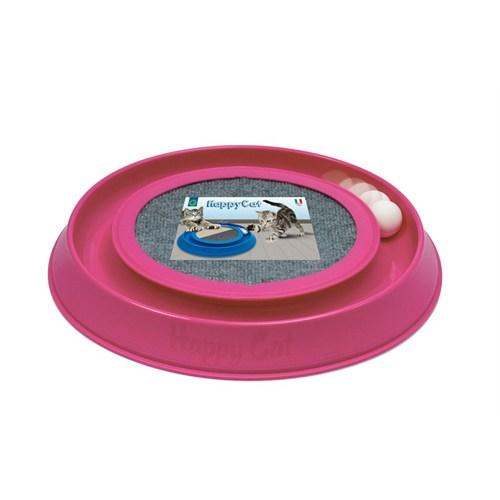 Georplast ''Happycat'' Moquette Plastik Kabı Ve Tırmalama Alanı 41 X 38 X 5 Cm