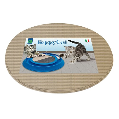 Georplast ''Happycat'' Moquette Yedek Tırmalama Alanı 24,5 X 21,5 X 2 H Cm