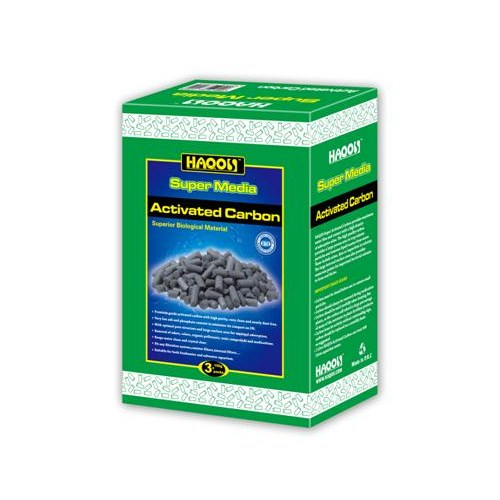 Haqos Carbon 3 mm 500 Gr