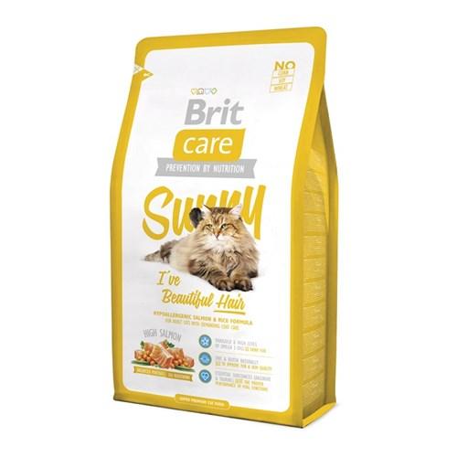 Brit Care Somonlu Ve Pirinçli Yetişkin Kuru Kedi Maması 2 Kg
