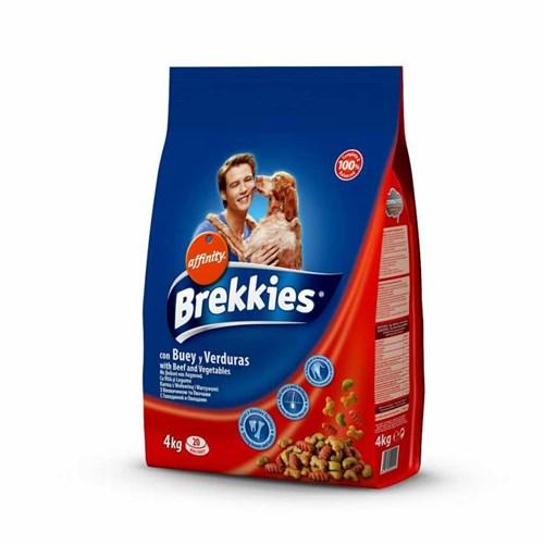 Brekkies Complet Tavuklu Yetişkin Köpek Maması 4 Kg