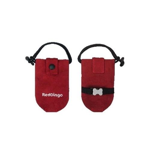 Reddingo Dingo Doo Bag Dışkı Toplama Çantası Kırmızı