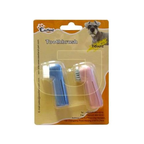 Eastland Köpek Diş Fırçası 2 Adet