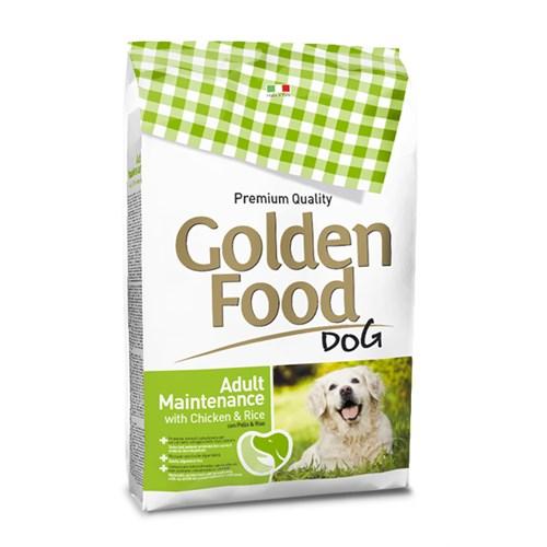 Golden Food Tavuklu Ve Pirinçli Yetişkin Köpek Maması 12,5 Kg