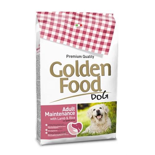 Golden Food Kuzu Etli Ve Pirinçli Yetişkin Köpek Maması 12,5 Kg