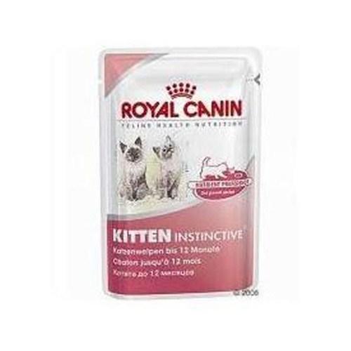 """Royal Canin Fhn Kıtten Instınctıve 85 Gr - 6 Adet"""